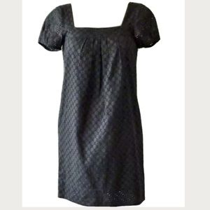 Vince dress eyelet lace fully lined